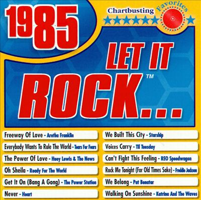 Let It Rock 1985