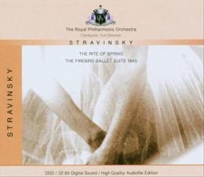 Stravisnky: Rite of Spring; Firebird Suite [Germany]