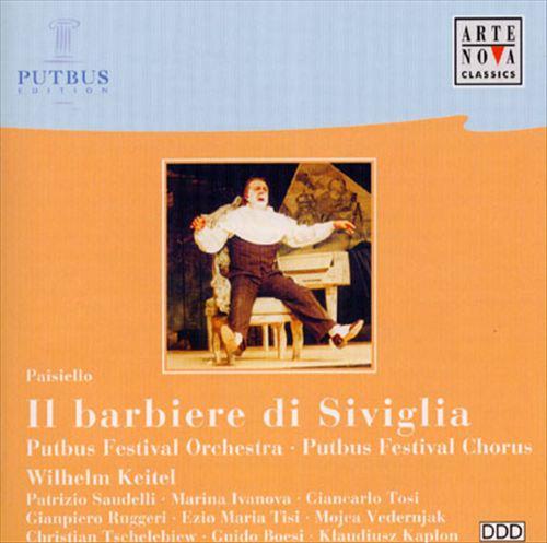 Giovanni Paisiello: Il barbiere di Siviglia