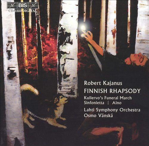 Robert Kajanus: Finnish Rhapsody