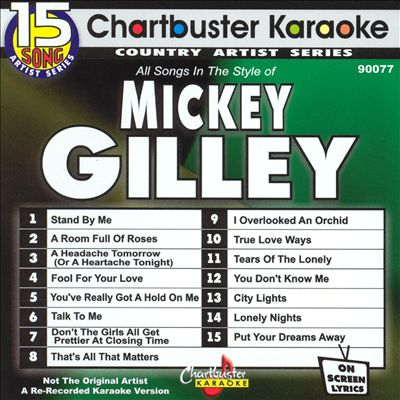 Mickey Gilley, Vol. 1