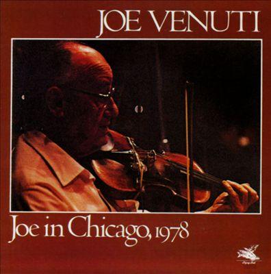 Joe in Chicago