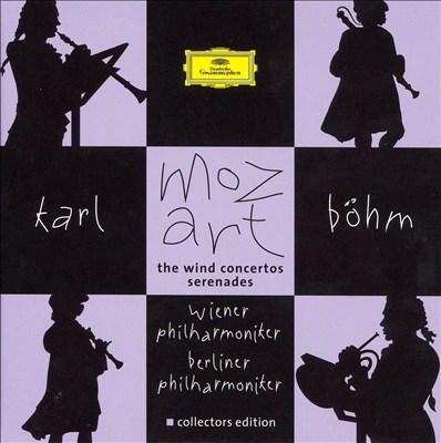 Mozart: The Wind Concertos, Serenades