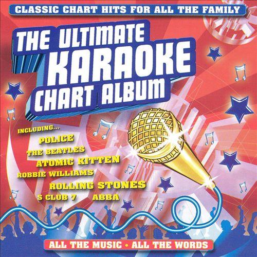 The Ultimate Karaoke Chart Album