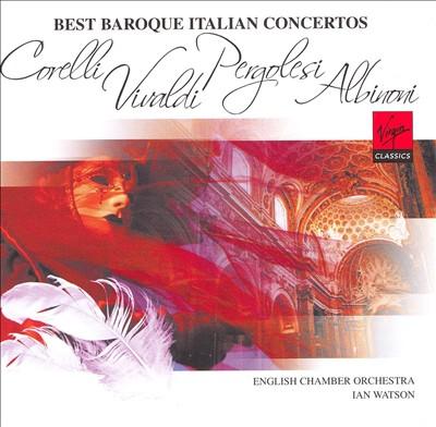 Best Baroque Italian Concertos