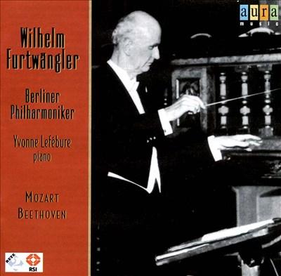 Beethoven: Symphony No. 6; Mozart: Piano Concerto No. 20