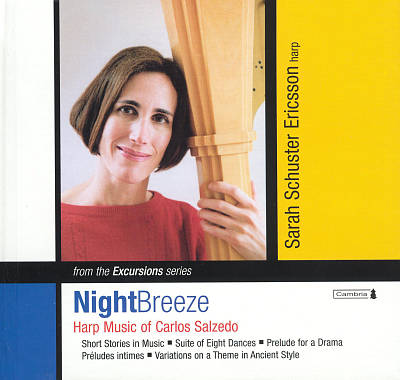 Night Breeze: Harp Music of Carlos Salzedo