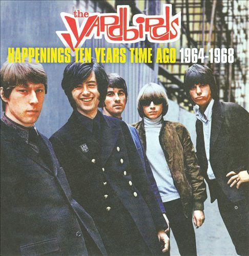 Happenings Ten Years Time Ago 1964-1968