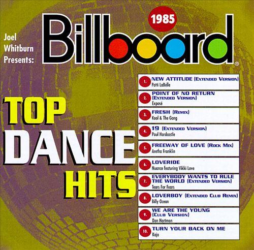 Billboard Top Dance Hits: 1985