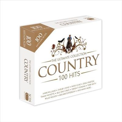 The Ultimate Collection 100 Hits: Country
