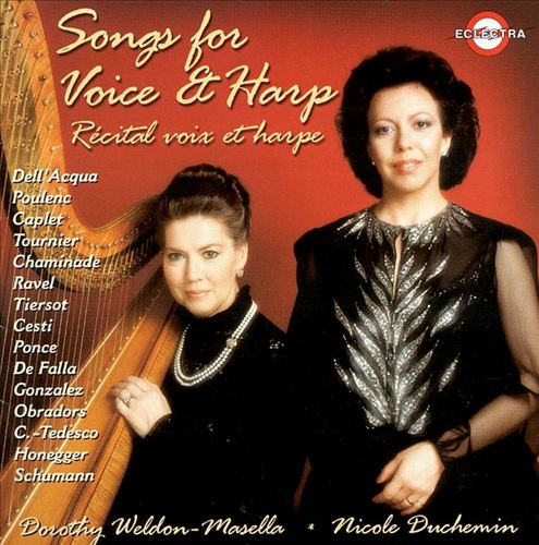 Songs for Voice and Harp