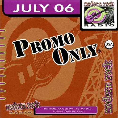 Promo Only: Modern Rock (July 2006)