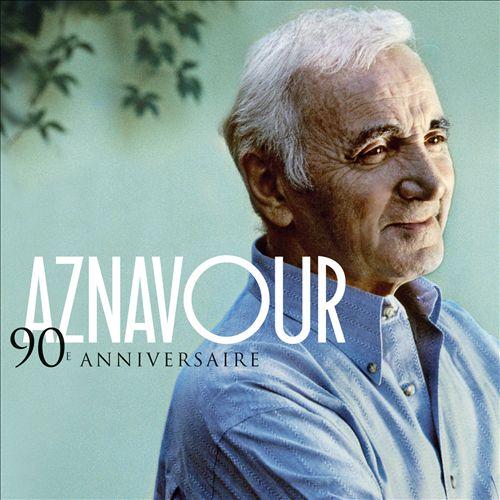 90e Anniversaire: Best of Charles Aznavour