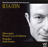 Mussorgsky: Pictures at an Exhibition; Prokofiev: Sixth Sonata