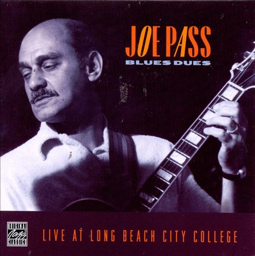 Blues Dues (Live At Long Beach City College)