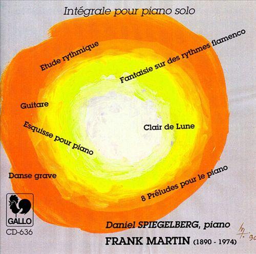 Intégrale pour piano solo