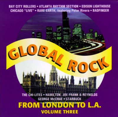 Global Rock, Vol. 3: From London to L.A.
