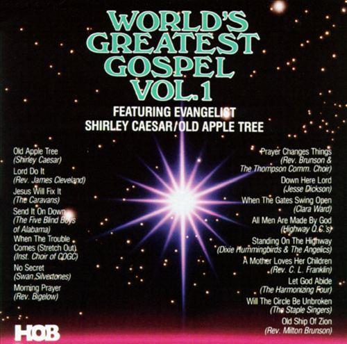 World's Greatest Gospel, Vol. 1 [HOB]