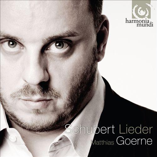 Schubert: Lieder [Harmonia Mundi]