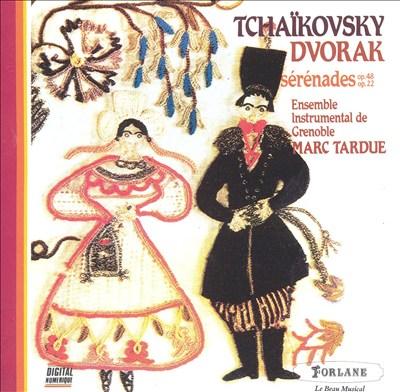Tchaikovsky, Dvorak: Serenades