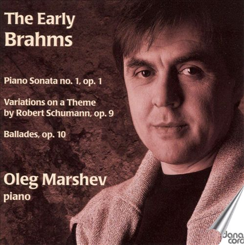 The Early Brahms