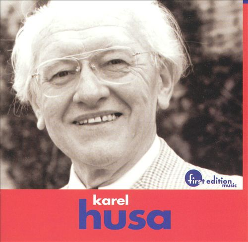 Karel Husa: Music for Prague 1968; Apotheosis of this Earth