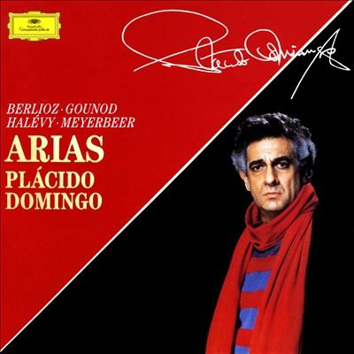 Berlioz, Gounod, Halévy, Meyerbeer: Arias