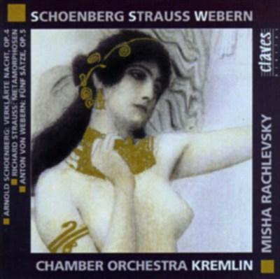 Schoenberg, Strauss, Webern
