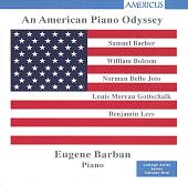 An American Piano Odyssey