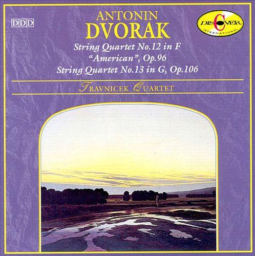 Dvorak: String Quartets Op.96 & 106