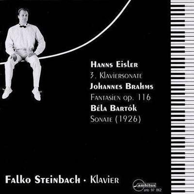 Hanns Eisler, 3. Klaviersonate/Johannes Brahms