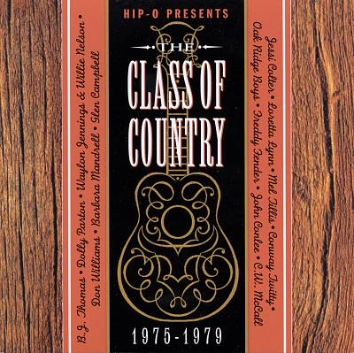 The Class of Country: 1975-1979