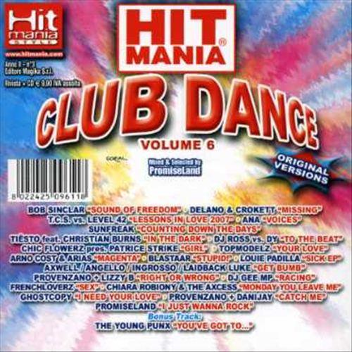Hit Mania Club Dance, Vol. 6