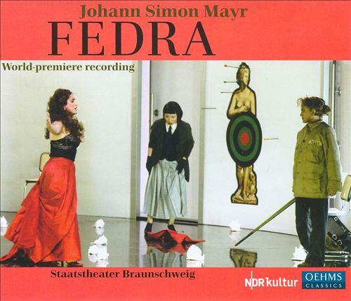 Johann Simon Mayr: Fedra