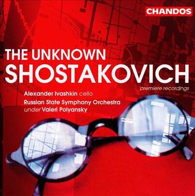 Unknown Shostakovich