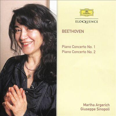 Beethoven: Piano Concerto No. 1; Piano Concerto No. 2