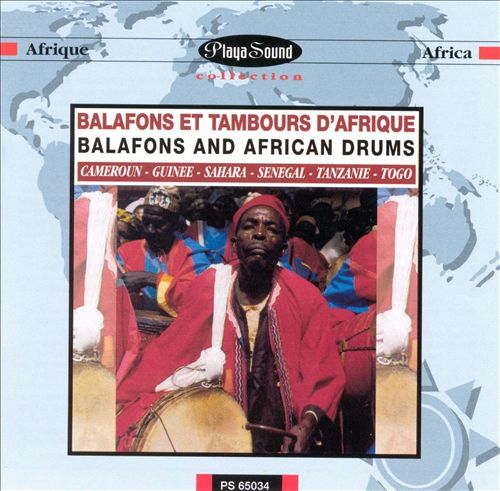Air Mail Music: Balafons and African Drums