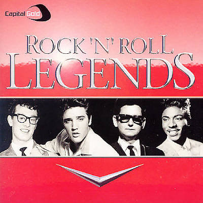 Capital Gold: Rock & Roll Legends