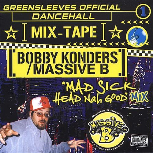 Greensleeves Mix Tape, Vol. 1: Bobby Konders