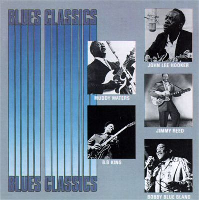 Blues Classics [K-Tel]