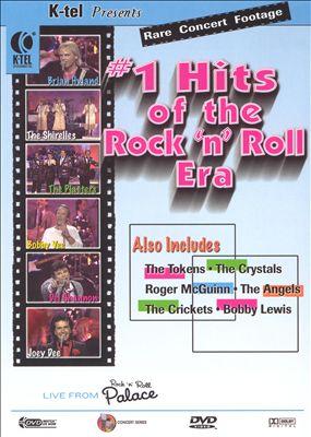 #1 Hits of the Rock N Roll Era