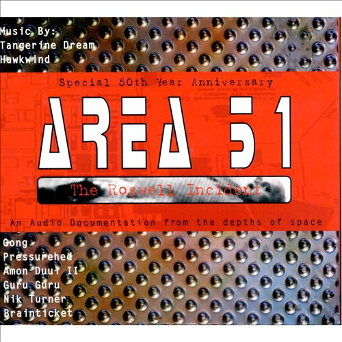 Area 51: The Roswell Incident