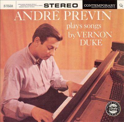 Andre Previn Plays Vernon Duke