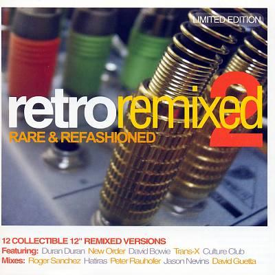 Retro Remixed 2: Rare & Refashioned