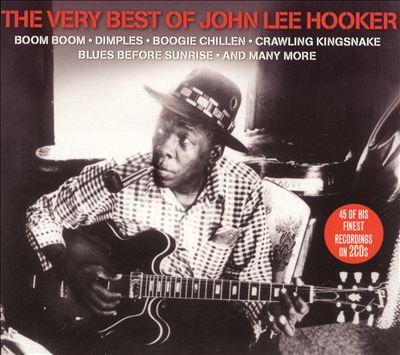 The Very Best of John Lee Hooker [Not Now]