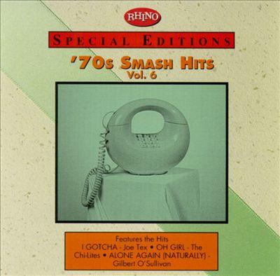 '70s Smash Hits, Vol. 6