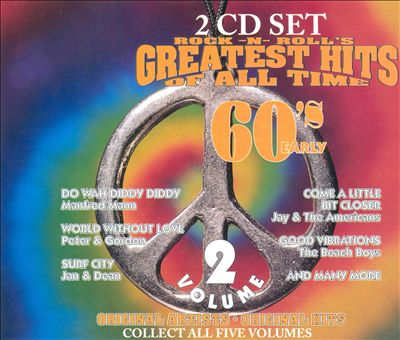 Rock -N- Roll's Greatest Hits of All Time Early 60s, Vol. 2