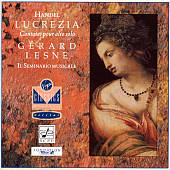 Handel: Lucrezia; Cantatas for Alto Solo