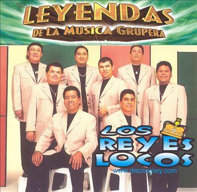 Leyendas de la Musica Grupera