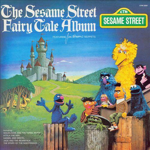 Sesame Street: The Sesame Street Fairy Tale Album